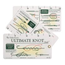 Fishermans Ultimate Knot Card