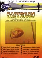 Fly Fishing For Bass And Panfish