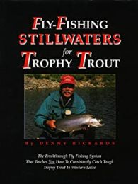 Fly Fishing Stillwater For Trophy Trout