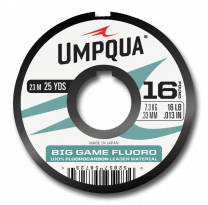 Umpqua Big Game Fluoro 25Lb