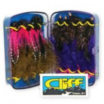 Cliff's Atriculator Fly Box
