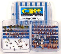 Cliff's Big Cliff Fly Box