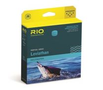 Rio Leviathan 400Gr 26' Black/Trans Yellow
