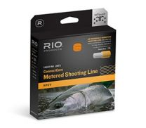 Rio Connect Core Shooting Line - Metered
