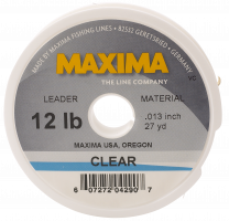 Maxima Clear Spool