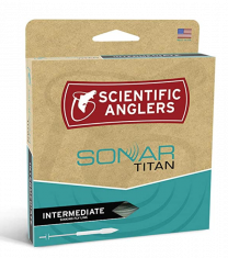 Scientific Anglers Sonar Titan Taper WF8I