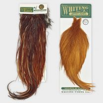 Whiting Hebert Miner Grizzly 1/2 Saddle