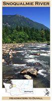 Map Snoqualmie River, Wa