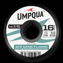 Umpqua Big Game Fluoro 25Lb