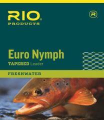 Rio Euro Nymph Leader 0X/2X