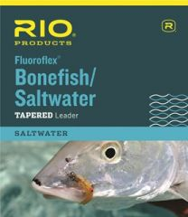 Rio Flourocarbon Bonefish Leader