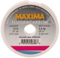 Maxima Fluorocarbon Spool