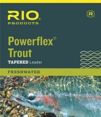 Rio Trout Leaders 3 Pack